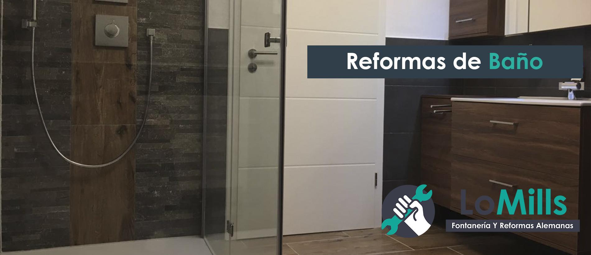 >> Presupuesto de Reformas para Baño en Madrid | LoMills